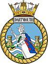 Britannia Royal Naval College Emblem