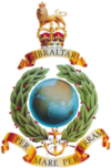 Commando Training Centre Royal Marines Emblem