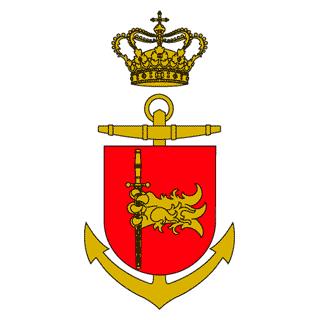 Royal Danish Naval Academy Emblem