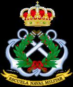 Spanish Naval Academy Emblem