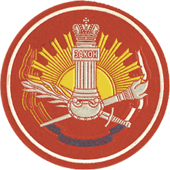 Military University of the Ministry of Defence of Russian Federation Emblem