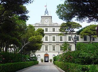 Italian Naval Academy Emblem
