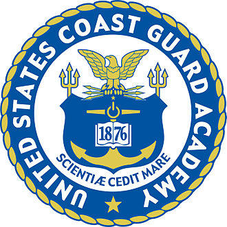 United States Coast Guard Academy Emblem