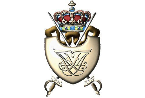 Royal Danish Army Officers Academy Emblem