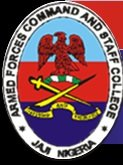 Armed Forces Command and Staff College Emblem
