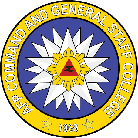 Armed Forces of the Philippines Command and General Staff College Emblem