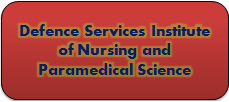 Defence Services Institute of Nursing and Paramedical Science Emblem