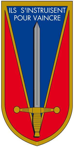 Special Military School of Saint-Cyr Emblem