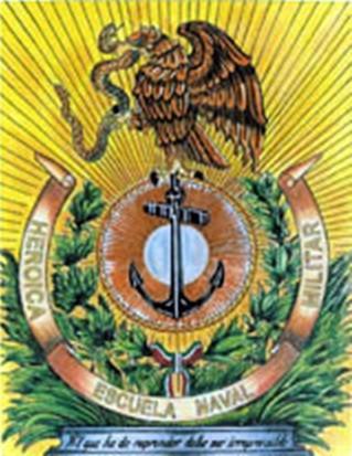 Heroica Escuela Naval Militar Emblem