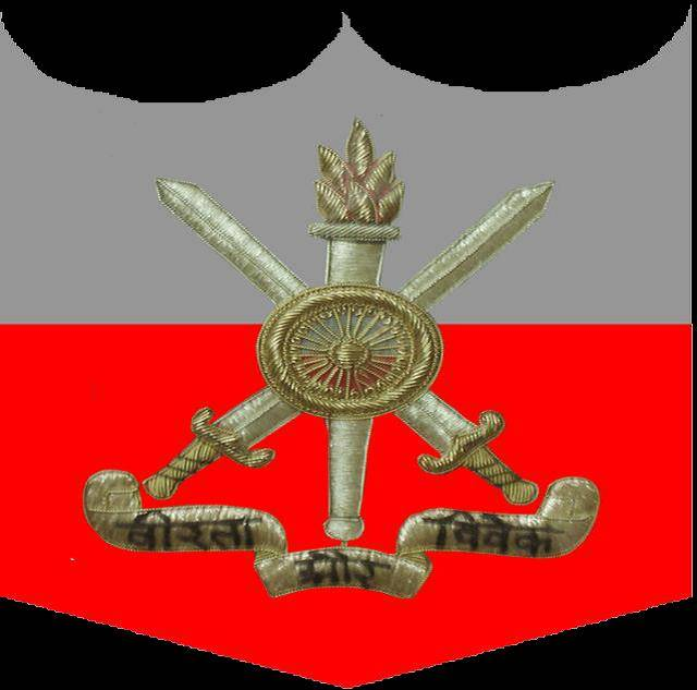 Indian Military Academy Emblem