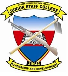 Uganda Junior Command and Staff College Emblem