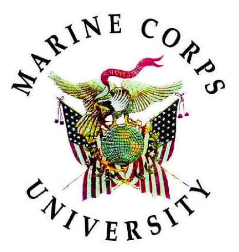 Marine Corps University Emblem