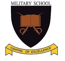 Namibian Military School Emblem