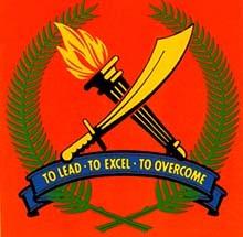 SAFTI Military Institute Emblem
