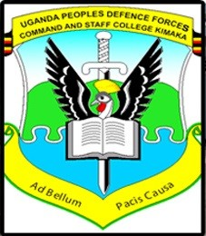 Uganda Senior Command and Staff College Emblem