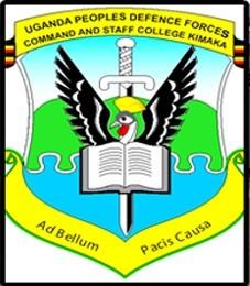 Uganda Senior Command and Staff College Emblem