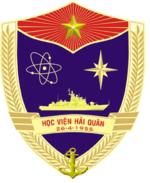Vietnam Naval Academy Emblem