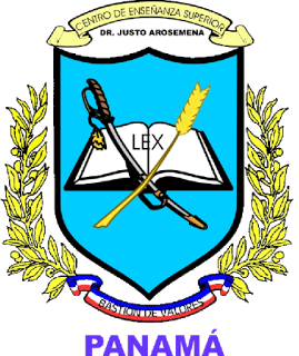 Dr. Justo Arosemena Higher Education Center Emblem
