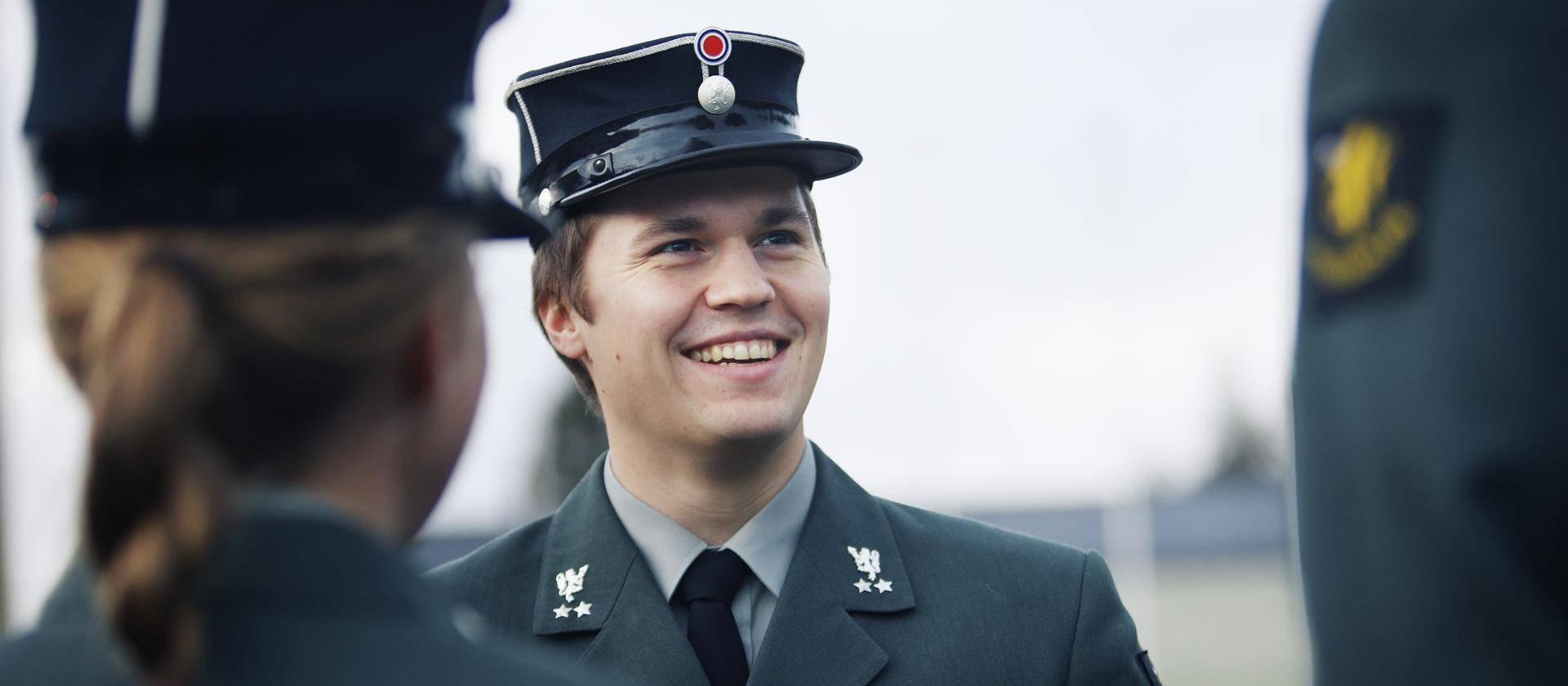 Norwegian Military Academy Emblem