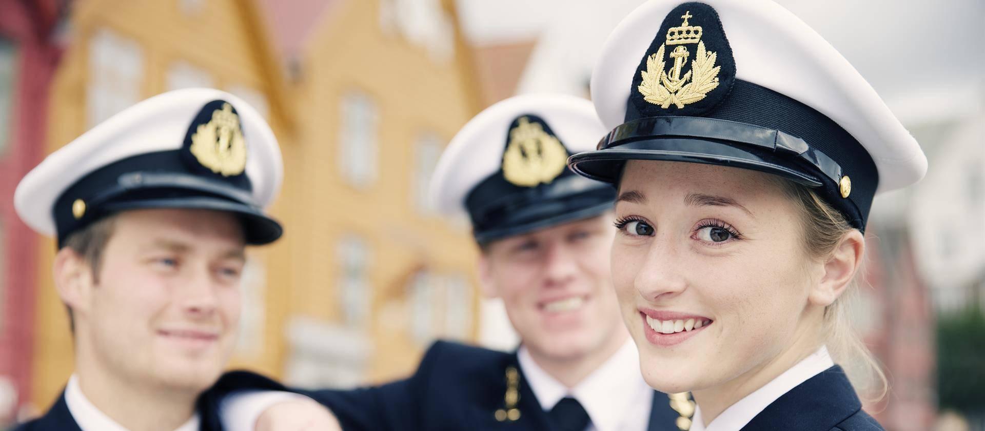 Norwegian Naval Academy Emblem