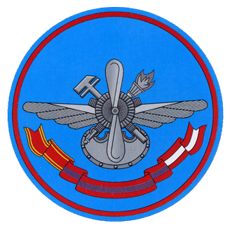 Gagarin-Zhukovsky Combined Air Force Academy Emblem