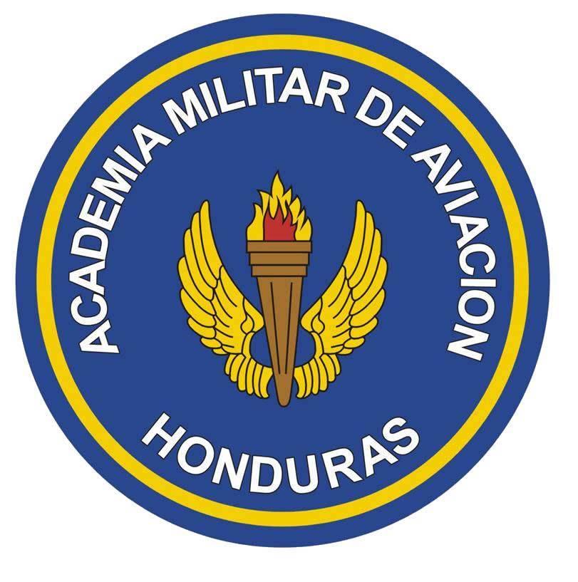 Military Aviation Academy of Honduras Captain Roberto Raul Barahona Lagos Emblem