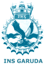 INS Garuda (Aviation) Emblem