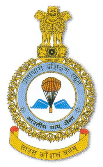 Paratrooper Training School Emblem