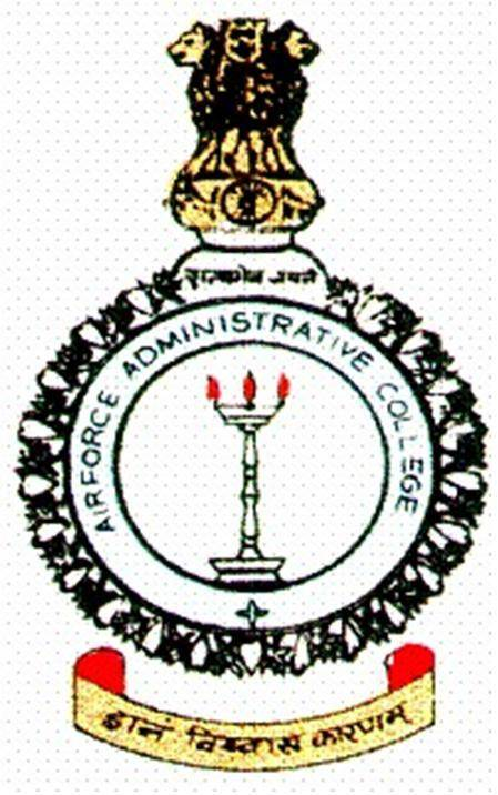 Air Force Administrative College Emblem