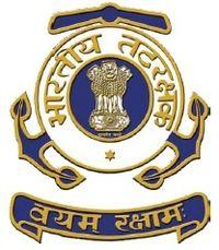 Indian Coast Guard Academy Emblem