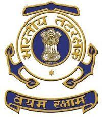 Indian Coast Guard Academy Emblem