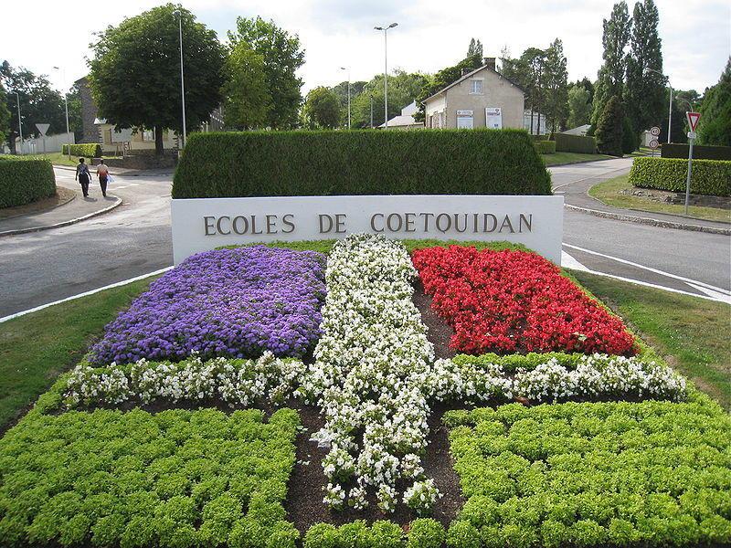Camp Coëtquidan Emblem