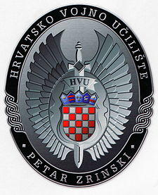Croatian Military Academy Emblem
