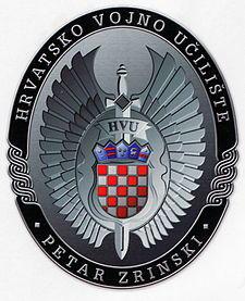 Croatian Military Academy Emblem
