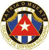 Colegio de Defensa Nacional Emblem