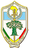 Alioune Blondin Beye Peacekeeping Training School Emblem
