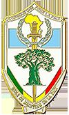 Alioune Blondin Beye Peacekeeping Training School Emblem