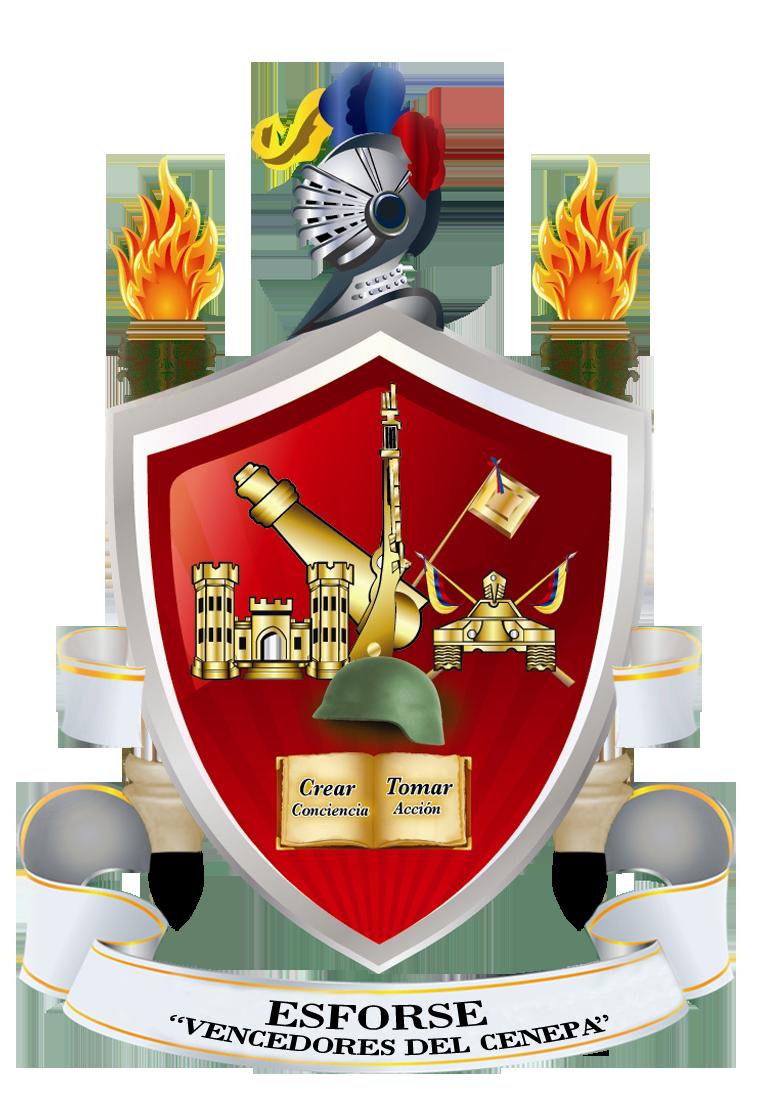 Escuela de Formación de Soldados del Ejército Emblem