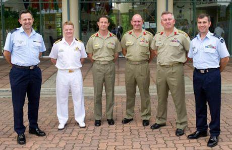 Australian Defence College Emblem