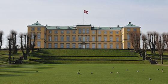 Royal Danish Military Academy Emblem