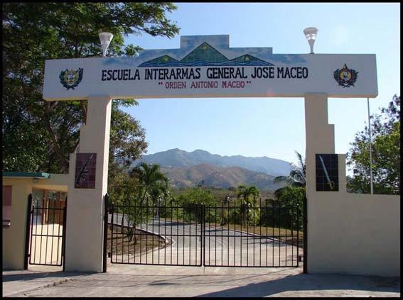 Escuela Interarmas de las FAR