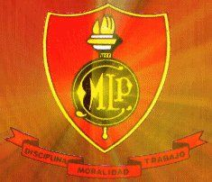 Leoncio Prado Military Academy Emblem