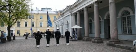 Naval Academy of Finland Emblem