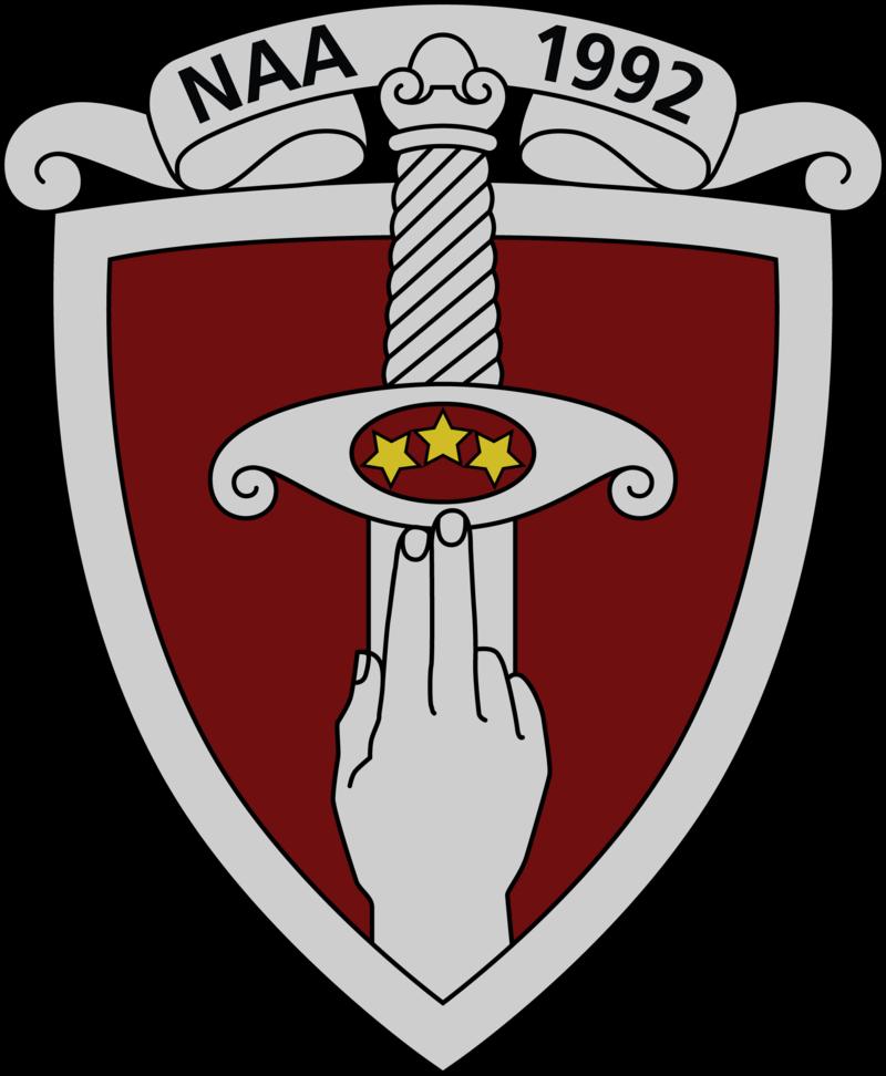 Latvian National Defence Academy Emblem