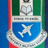 Air Force Military School Emblem