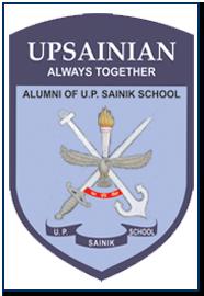 Uttar Pradesh Sainik School Emblem