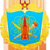 Kazakhstan National Defense University Emblem
