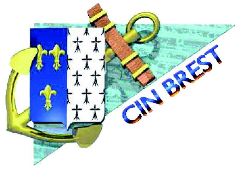 Brest Naval Training Centre Emblem