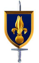 The Infantry School Emblem