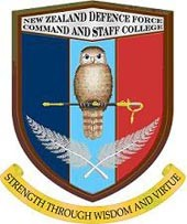 Defence Force Command and Staff College Emblem